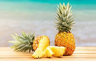 20 интересных фактов об ананасах