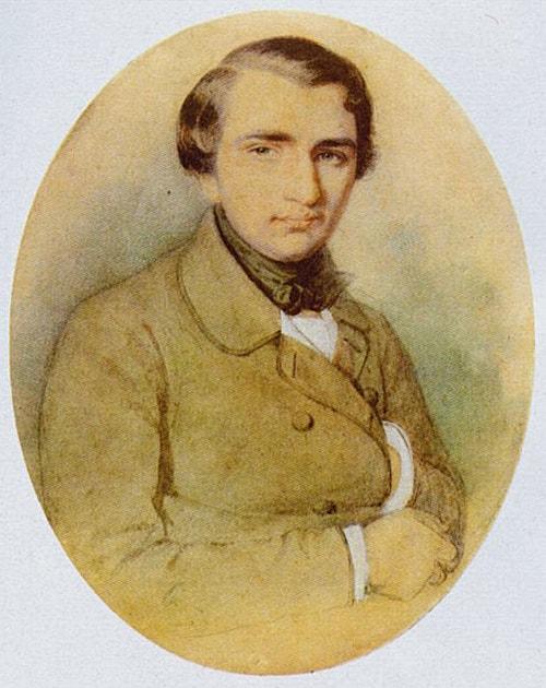 Ivan-Turgenev-v-molodosti-1838