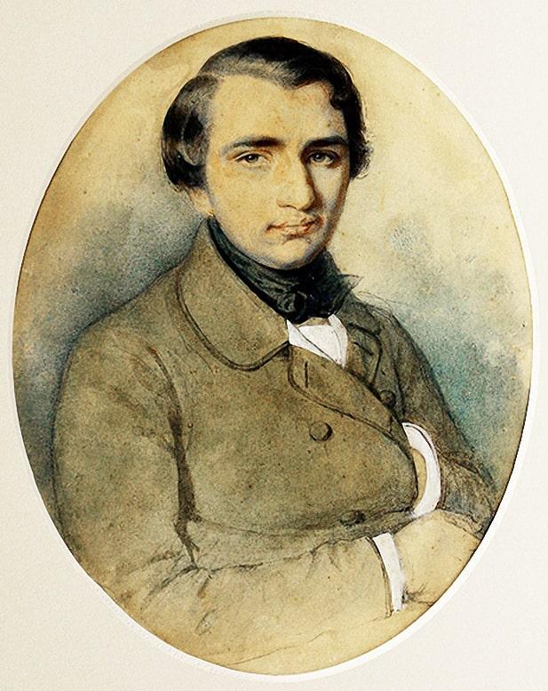 Ivan-Turgenev-v-yunosti-1838-god