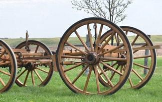 Изобретение колеса — переворот в истории