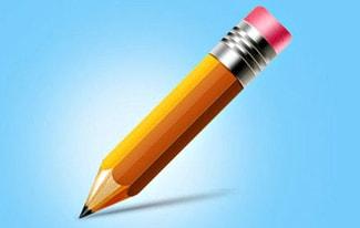 Как появился простой карандаш