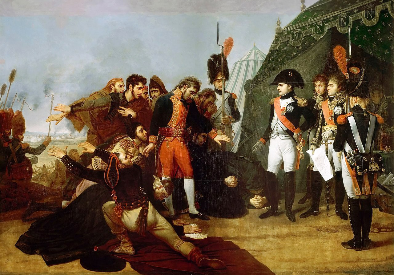 Kapitulyatsiya-Madrida-4-dekabrya-1808-goda