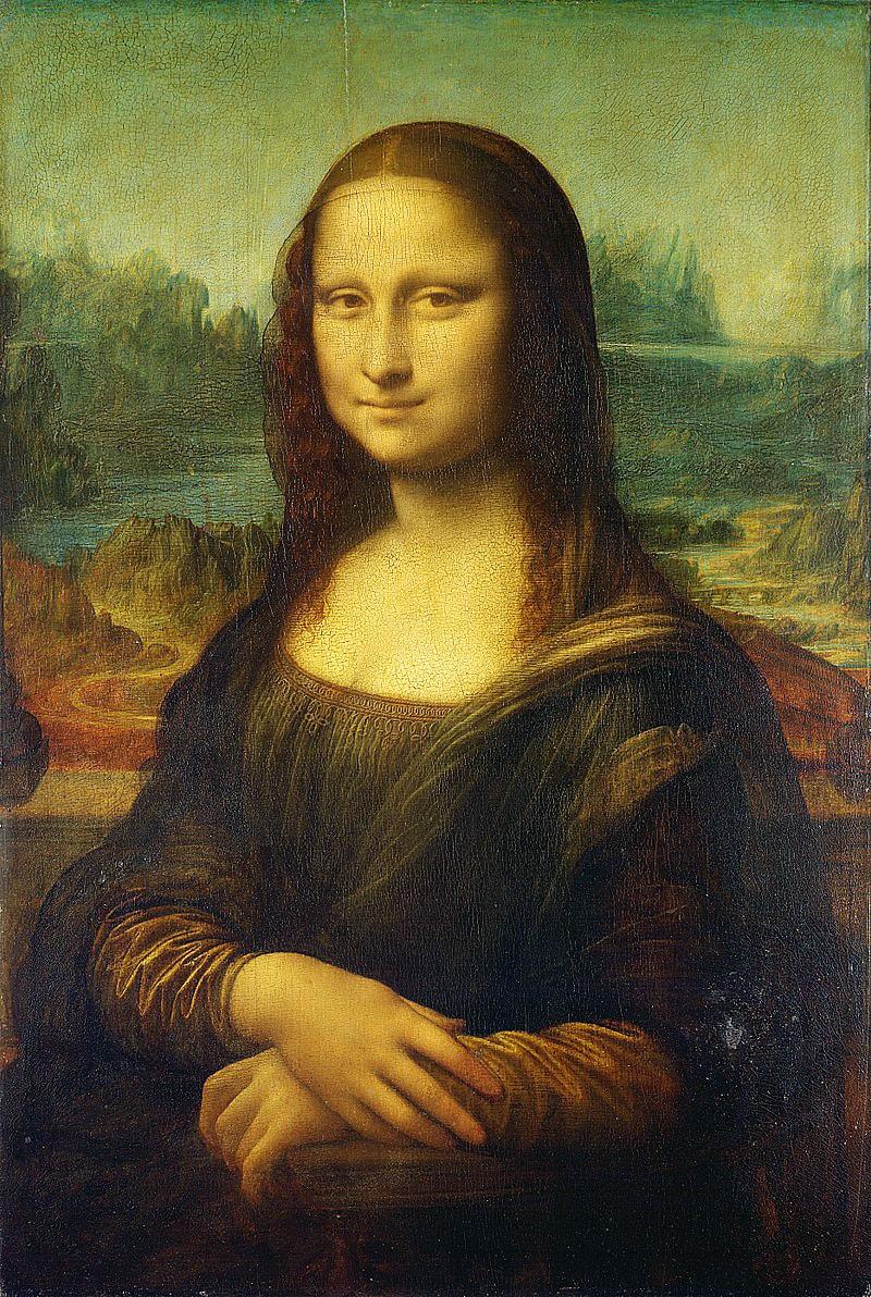 Kartinyi-Leonardo-da-Vinchi---Mona-Liza