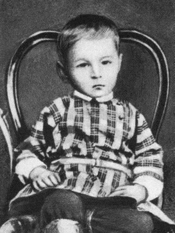 Konstantin-Balmont-v-detstve