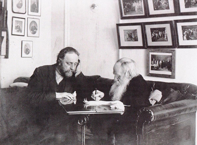 Tolstoy-i-V.G.-CHertkov