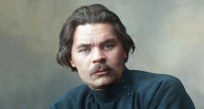 Maksim-Gorkiy-portret