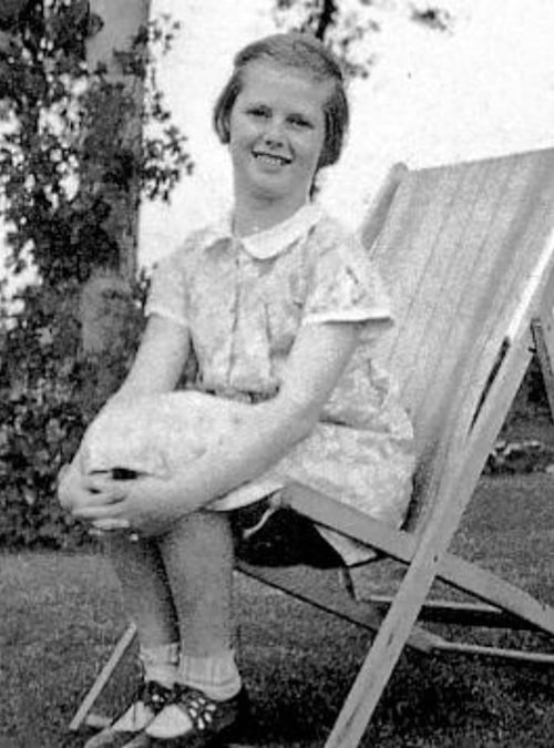 Margaret-Tetcher-v-detstve