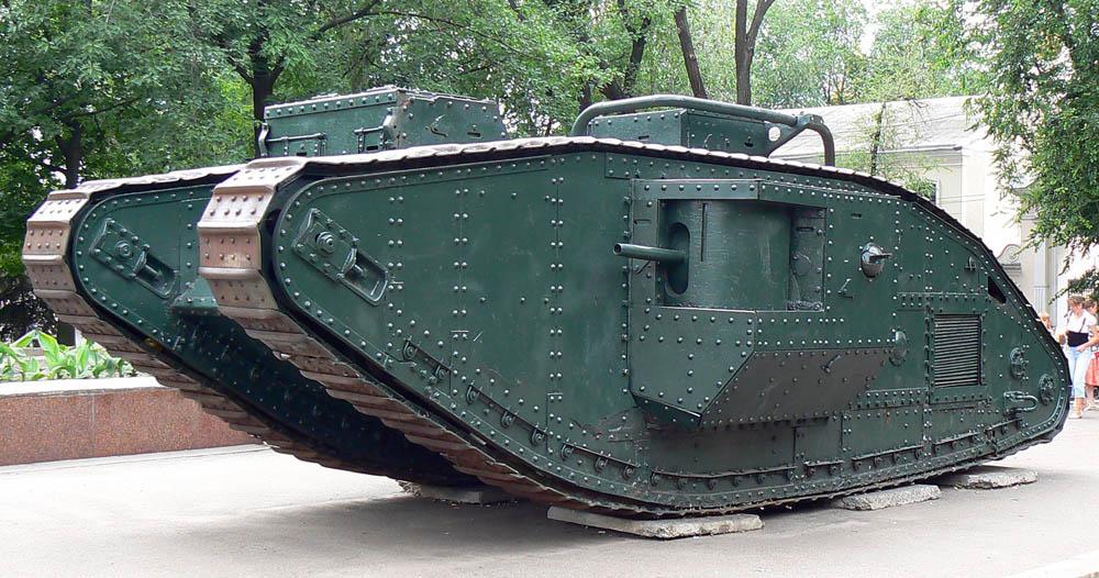 Mark-1-Pervye-Tanki