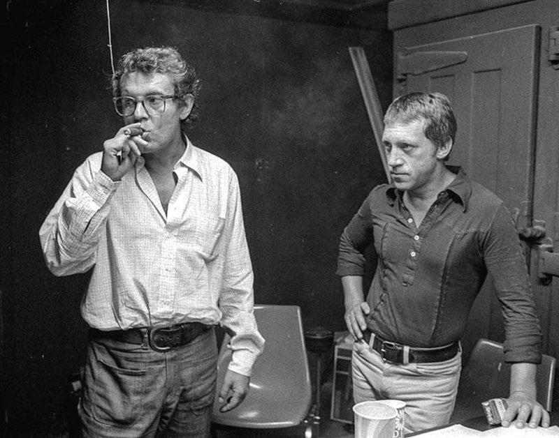Milosh-Forman-i-Vladimir-Vyisotskiy.-SSHA-avgust-1976-goda