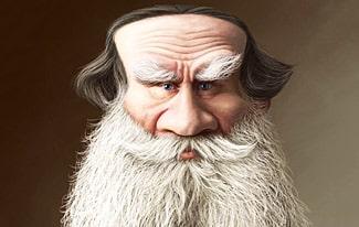 Ох уж этот Лев Толстой…