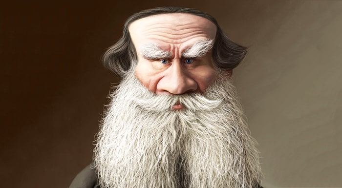 Oh-uzh-e`tot-Lev-Tolstoy