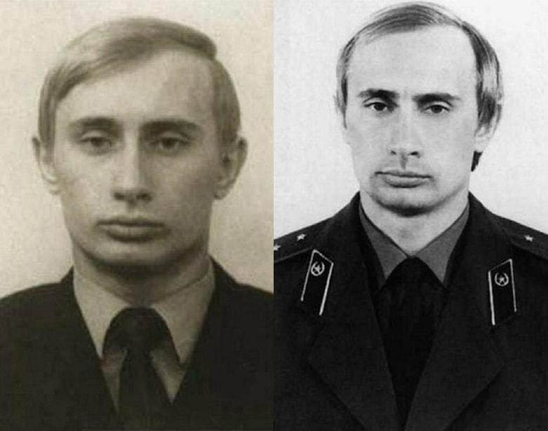 Ot-studenta-do-sotrudnika-KGB-sleva-1972-za-tri-goda-do-okonchaniya-LGU.-Sprava-1980-Vladimir-uzhe-5-let-rabotal-v-KGB