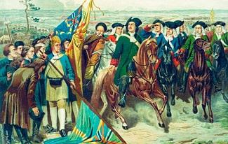 Полтавская битва и славная победа Петра I