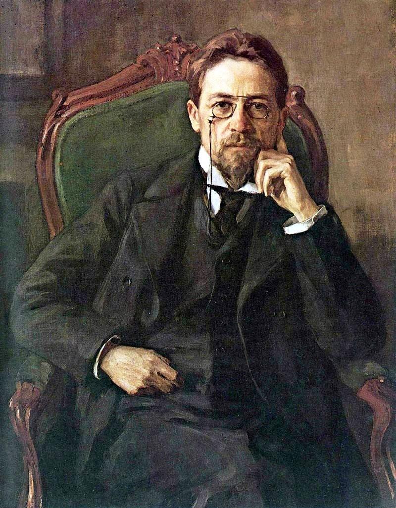 Portret-CHehova-rabotyi-O.-Braza