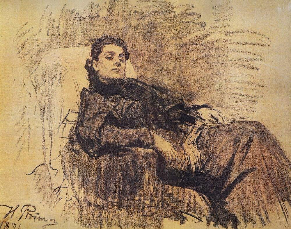 Portret-E`leonoryi-Duze.-1891
