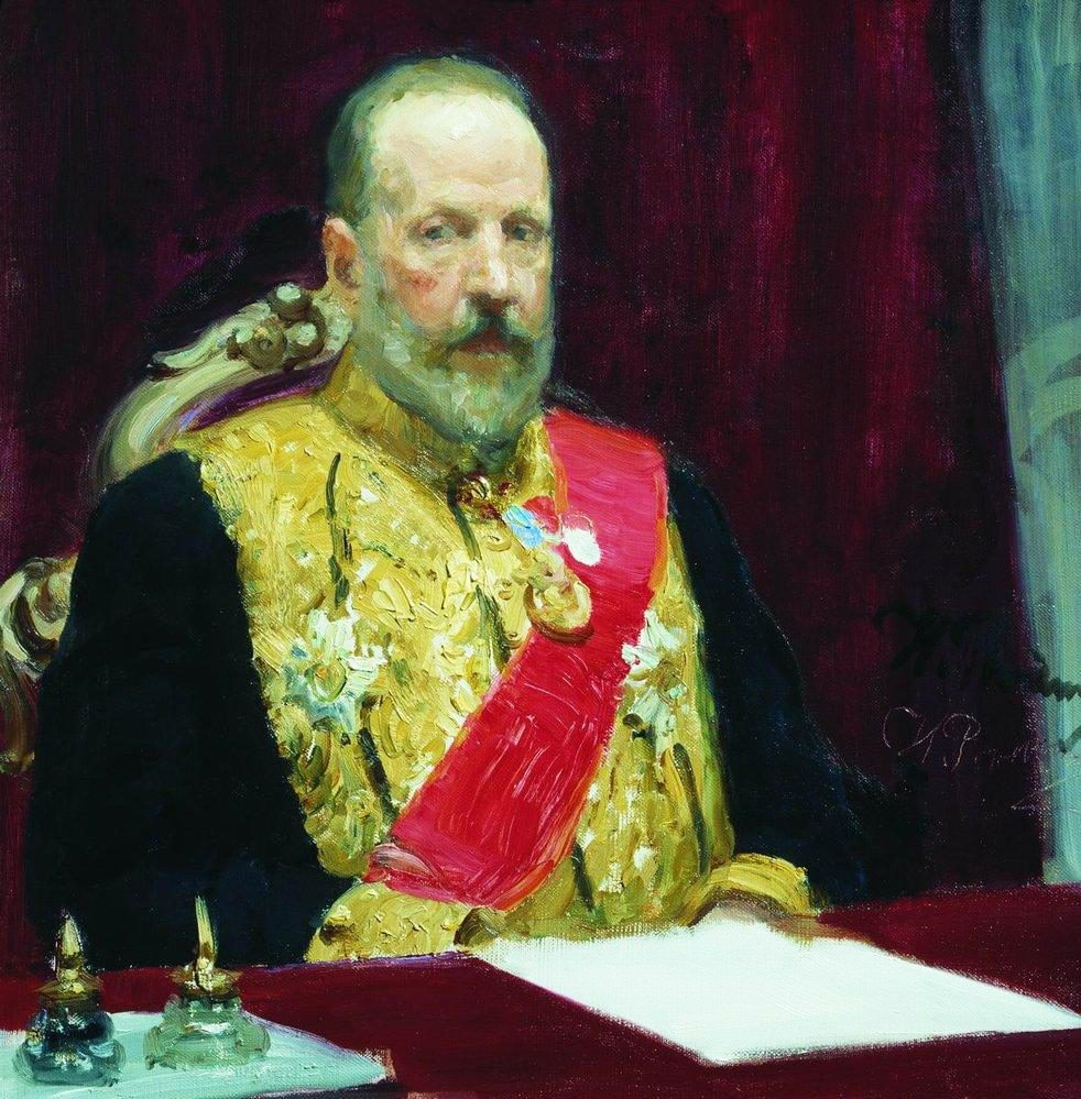 Portret-S.-YU.-Vitte-ministra-finansov.-1903