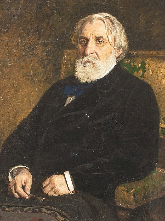 Portret-Turgeneva
