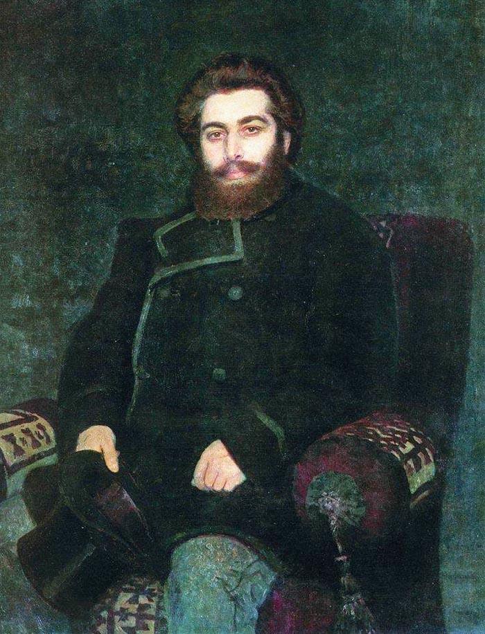 Portret-hudozhnika-Arhipa-Ivanovicha-Kuindzhi