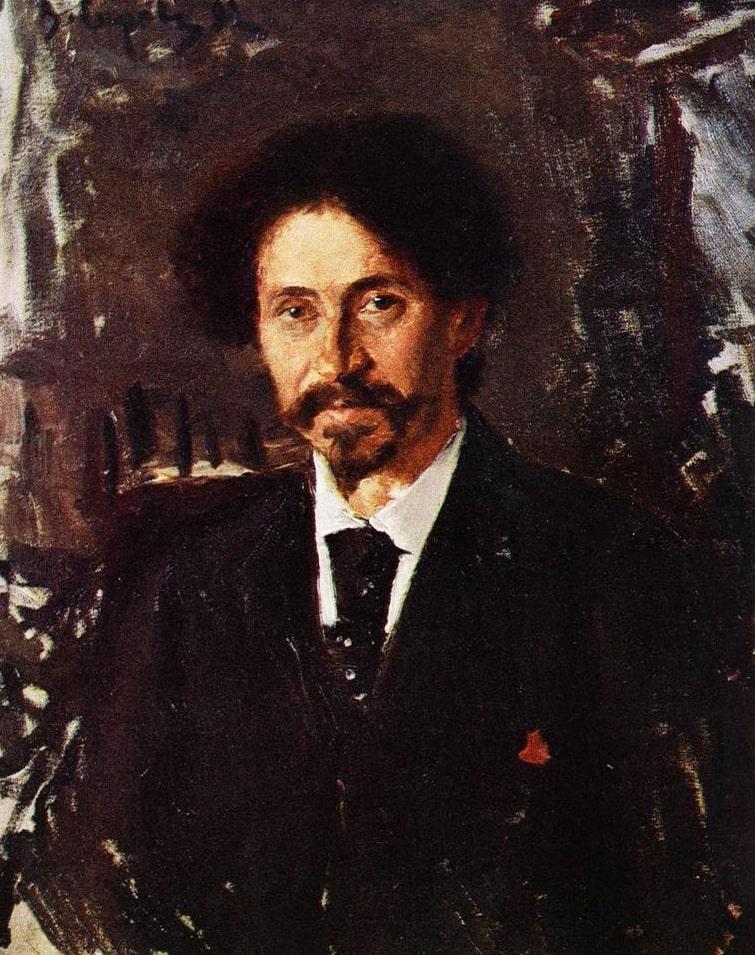 Portret-hudozhnika-I.-E.-Repina.-1892