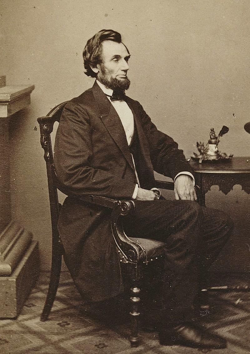 Prezident-SSHA-Avraam-Linkoln