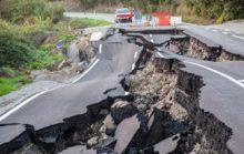 Причины землетрясений