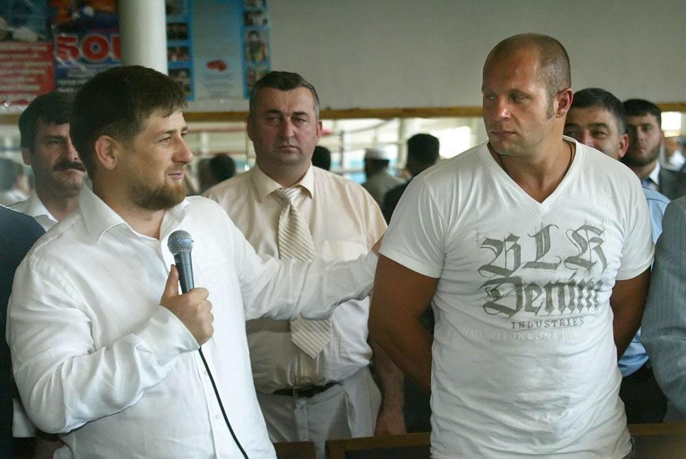 Ramzan-Kadyrov-i-Fedor-Emelyanenko