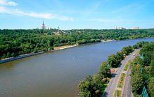9 главных рек Москвы