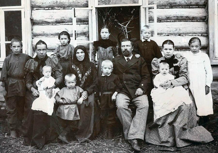 Russkie-familii