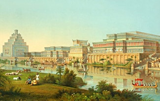 Древняя цивилизация Шумер