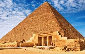 Семь чудес света 1 — Пирамида Хеопса