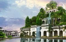 Семь чудес света 2 — Висячие сады Семирамиды