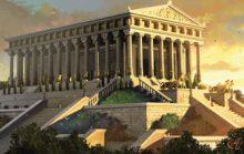 Семь чудес света 3 — Храм Артемиды Эфесской