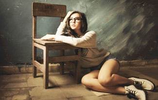 Скажи, как ты любишь сидеть, и я скажу кто ты