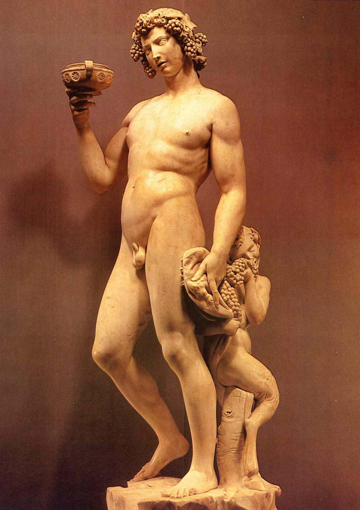Skulptura-Bahusa-Mikelandzhelo