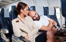 Случай в самолете