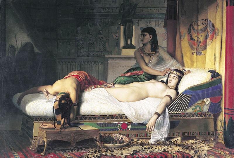 Smert-Kleopatryi