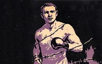 Советский боксер-заключенный в концлагере против немецкого чемпиона