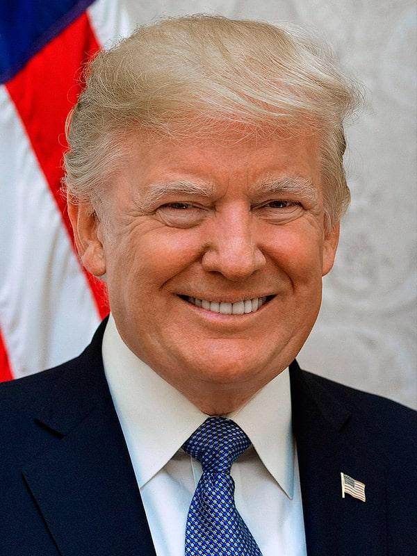 Spisok-prezidentov-SSHA-Donald-Tramp