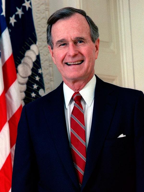 Spisok-prezidentov-SSHA-Dzhordzh-Gerbert-Uoker-Bush