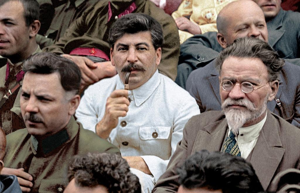 Stalin-Kalinin-i-Voroshilov