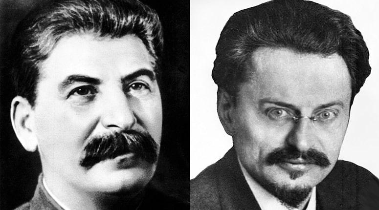 Stalin-i-Trotskiy