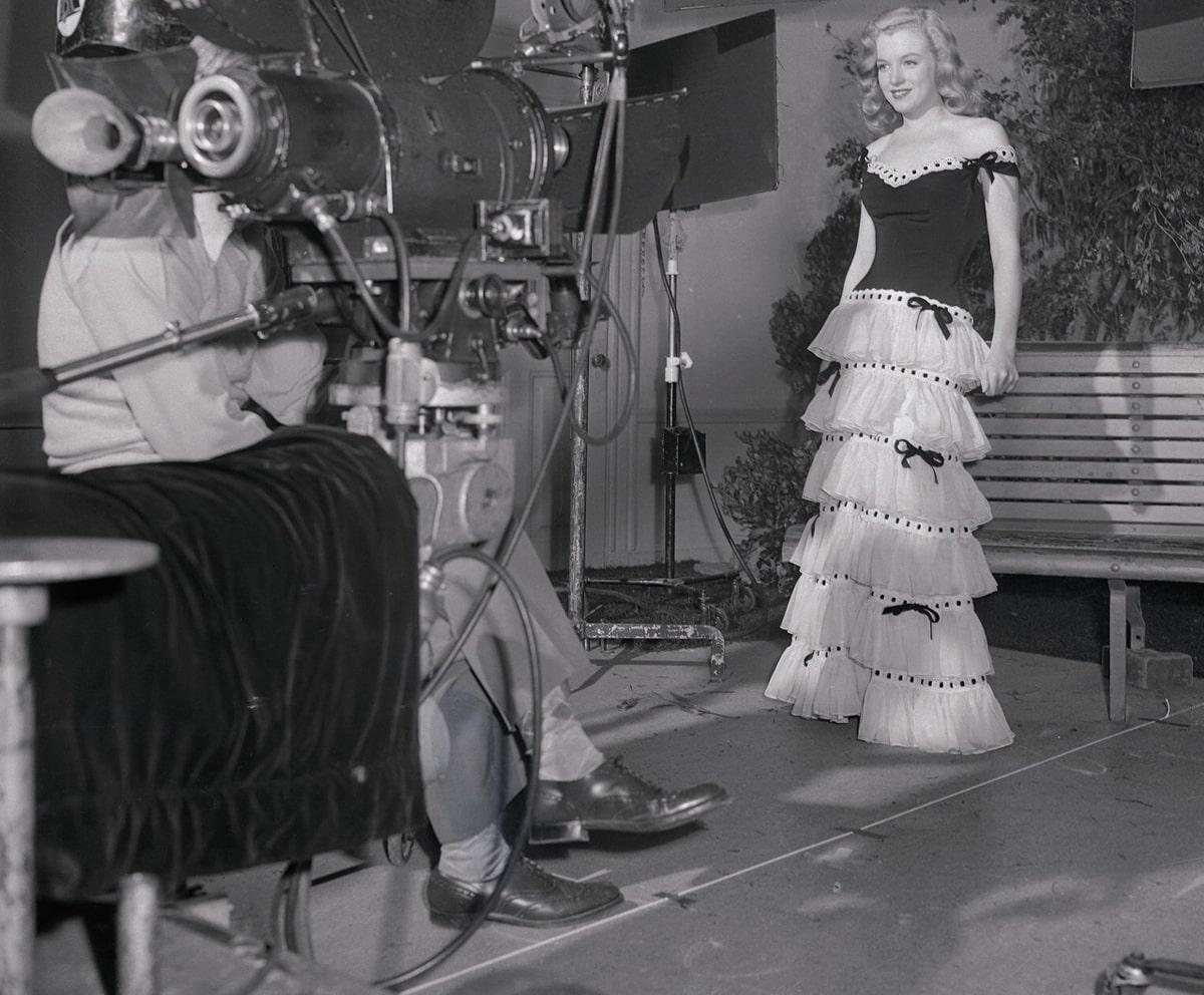 Studiynaya-fotografiya-Me`rilin-Monro-1947