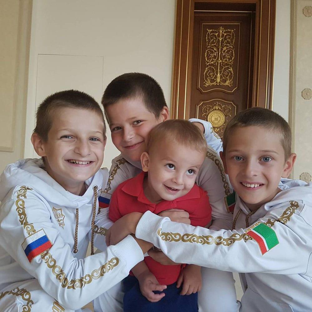 Synovya-Ramzana-Kadyrova