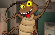 Таракан без ног не слышит