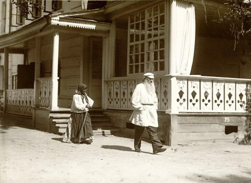 Tolstoy-v-YAsnoy-Polyane