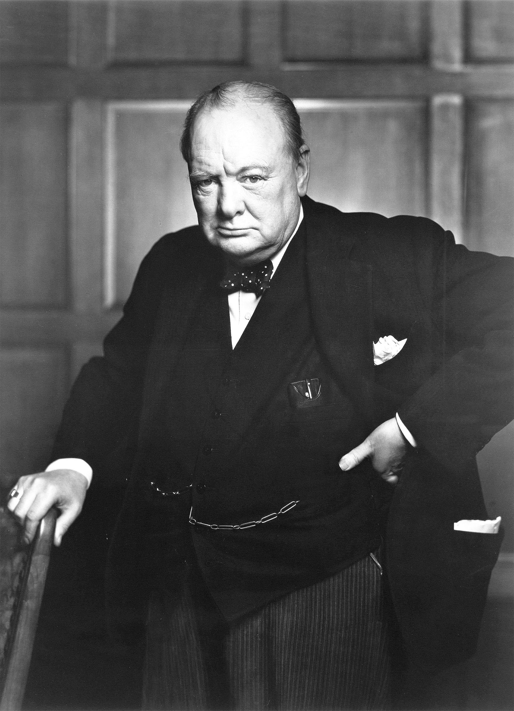 Uinston-CHerchill-v-1941-godu
