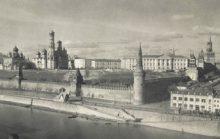 Уникальные фото советской Москвы