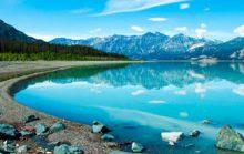 В какой стране больше всего озер