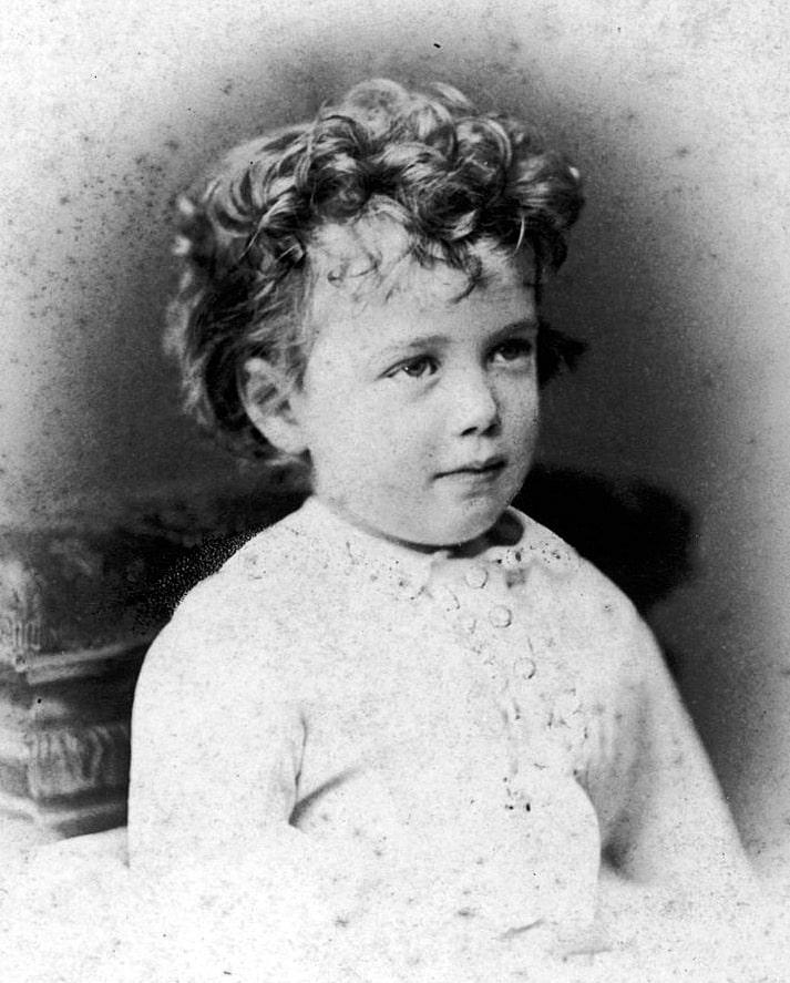 Velikiy-knyaz-Nikolay-Aleksandrovich-v-vozraste-3-let