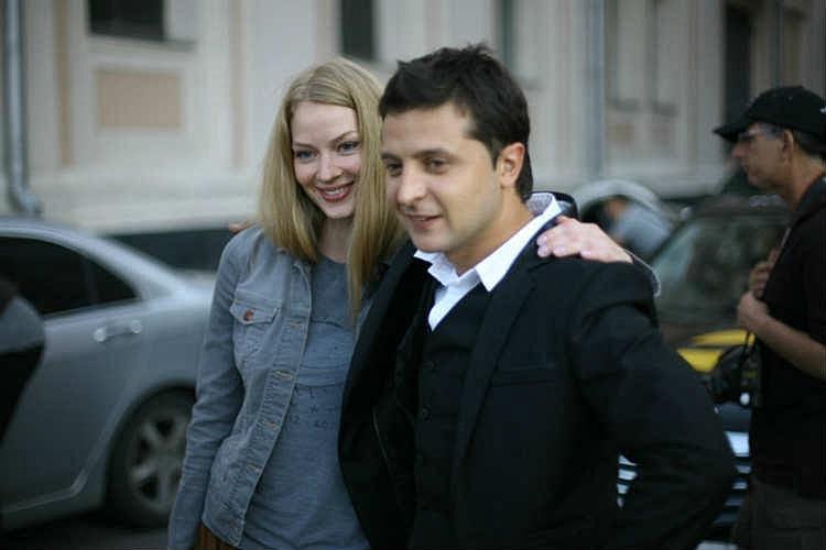 Vladimir-Zelenskiy-i-Svetlana-Hodchenkova